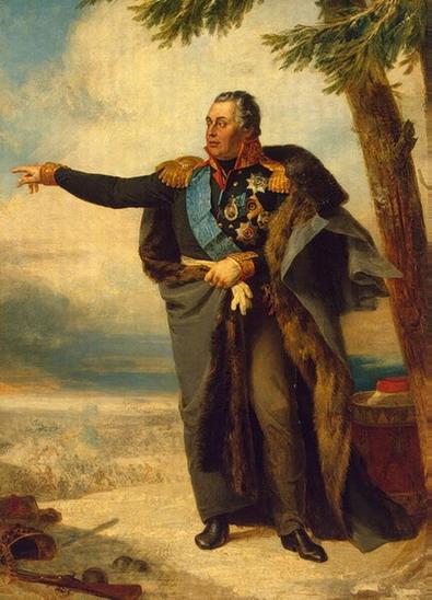 генерал-фельдмаршал М.И. Кутузов